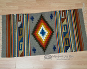 Zapotec Indian Area Rug