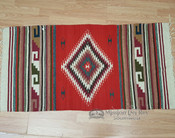 Woven Wool Large Area Rug