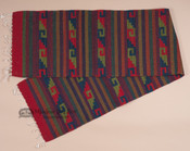 Indian Style Hand Woven Wool Table Runner