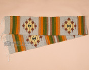 Woven Zapotec Indian Table Runner