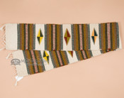 Southwest Wool Zapotec Table Runner