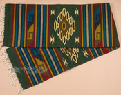 Mexican Hand Woven Table Runner