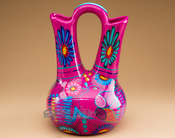 Talavera Pottery Wedding Vase