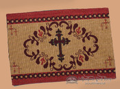 Western Cross -Tapestry Placemat