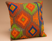 Keystone Lodge Embroidered Pillow