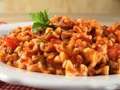 Lasagna w/ Meat Sauce