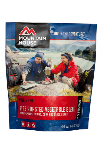 Fire Roasted Veggies Pouch