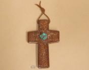 Glazed Saltillo Tile Cross - Southwest
