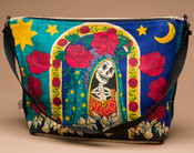 Southwest Day of the Dead Purse -Katrina Serenade