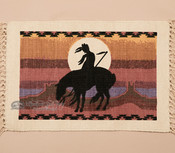 Southwestern Cotton Placemat 13x19 -End Of Trail