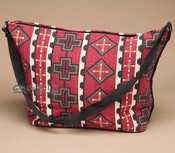Southwest Native Design Purse -Red Cross