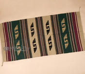 Handwoven Old Style Southwestern Rug