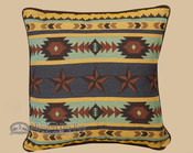 Western Star -Designer Throw pillow