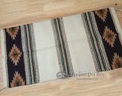 Handwoven Wool 8 lb. Saddle Blanket