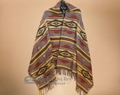 Classic Woven Southwest Style Shawl