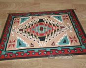 Large 6'x9' Southwest Area Rug
