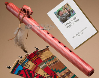 Native American Flute Cherry Mountain Lion