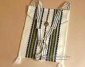 Handwoven Andean Huallhuas Tote Bag