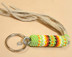 Native American Handcrafted Beaded Key chain