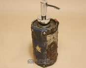 Western Style Soap Dispenser - Texas