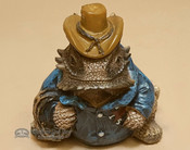 Decorative Western Critter - Texas Horned Toad 4""