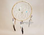 Navajo Medicine Bag Dreamcatcher