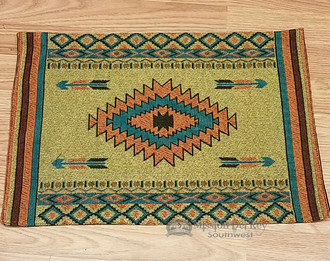 Southwest Woven Tapestry Placemat