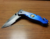 Emergency Rescue Knife - Police