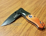Emergency Rescue Knife -EMS Rescue Knife - Pocket Clip