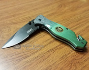 Emergency Rescue Knife -Army