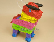 Mini Mexican Pinata -Bull