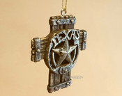 Western Style Christmas Ornament - Texas Star