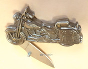 Decorative 3D Motorcycle Knife