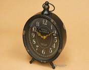 Replica Old Style Table Clock -Chateau La Fayette
