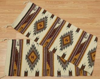 Southwester Wool Table Runner 16x80 - Cheyenne