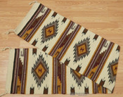 Southwester Wool Table Runner 16x80 - Cheyenne
