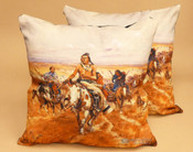 Native American Indian Pillow Covers