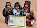 Collector Doll Certificate of Authenticity