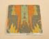 Travertine Stone Coaster - Aztec 2 of 4