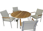 Eclipse 5 piece Dining Set, Less than perfect - Tag490