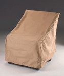 """Furniture cover, to fit a low coffee table, brand new, discontinued stock - 30"""" x 47"""" x 18"""" (tan color) - 400147.T"""