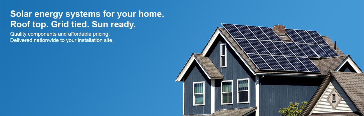 Solar Panels, Solar Panel Kits and Energy Supply - Solaris