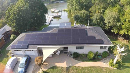 5.3kW Roof Top Solar System