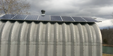 2.72kW Metal Roof System