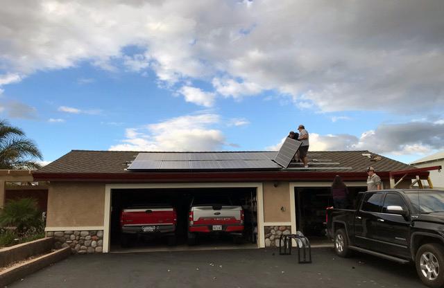 4.2kW SolarWorld System