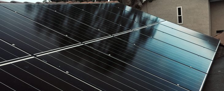 4.55kW Roof Mount Solar System