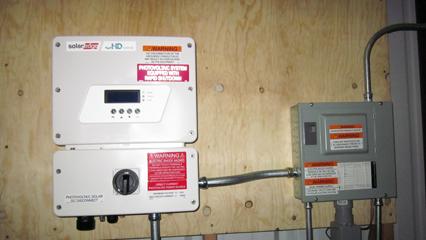 8.82kW SolarEdge Inverter
