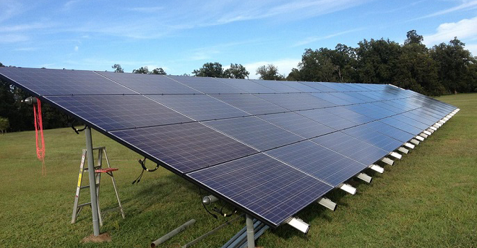 Canadian Solar Power System