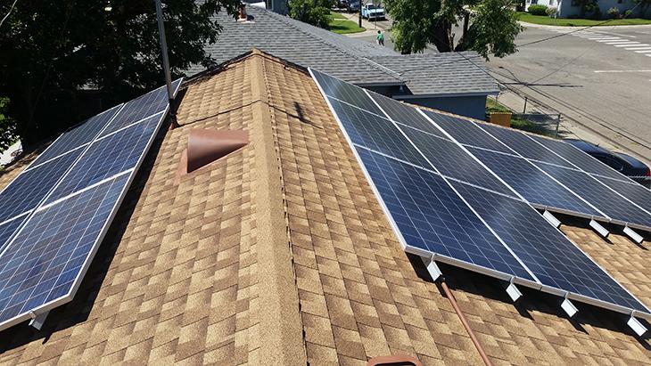 IronRidge 4.95kW Roof Top System