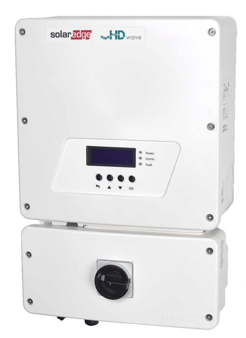 SolarEdge HD Wave Inverter